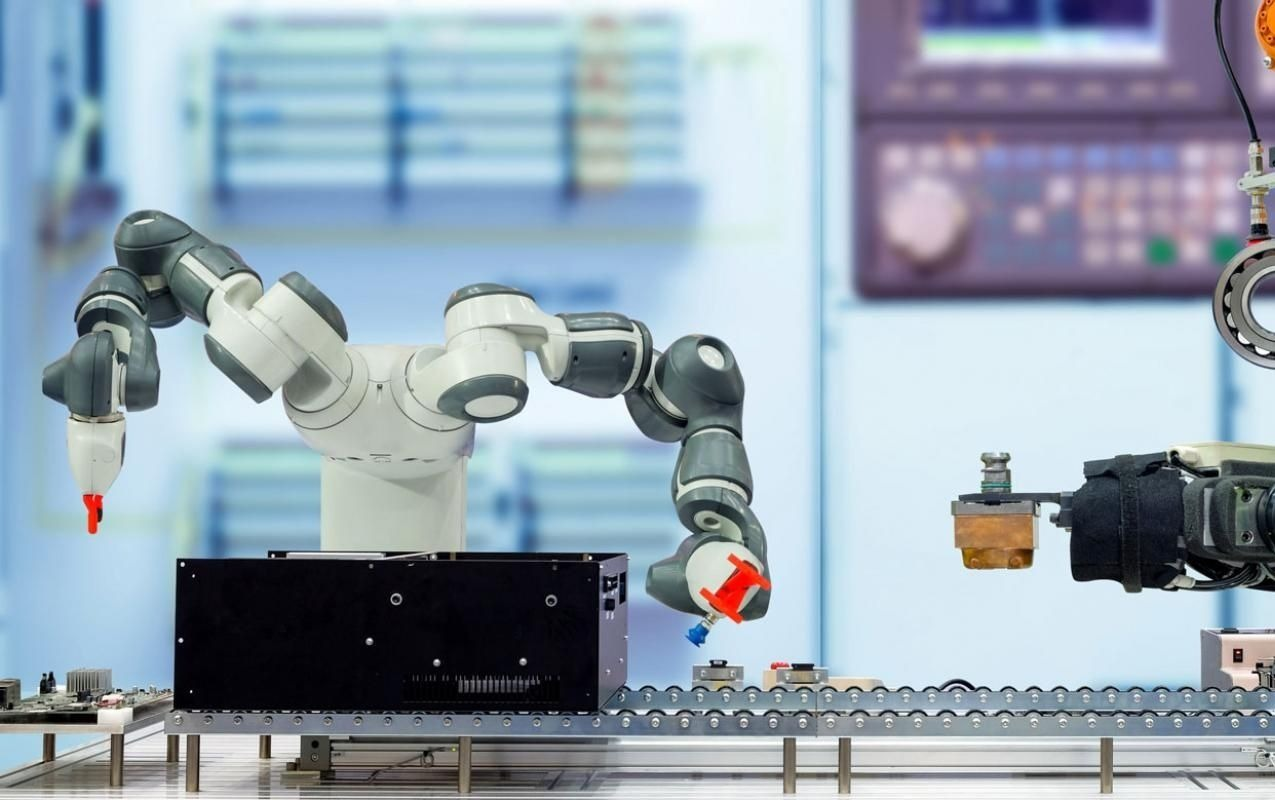 The Emergence of Collaborative Robots